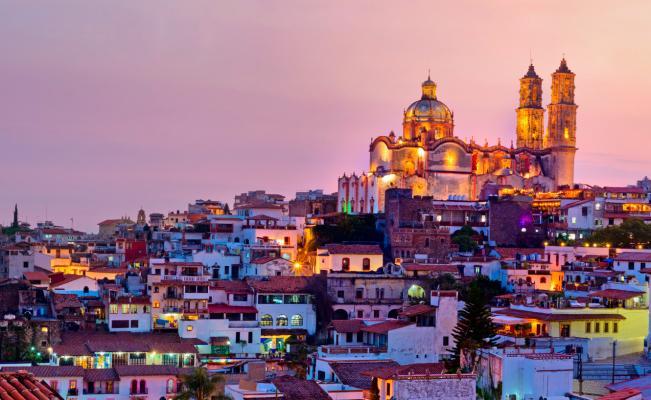 ciudad de Taxco